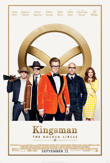 Kingsman Smaller