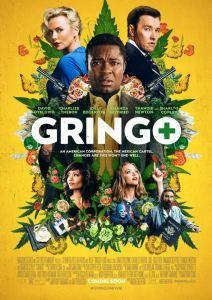 Gringo Movie Poster